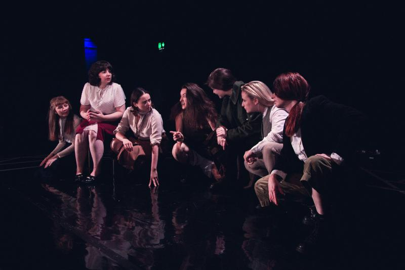 BWW Review: THE ROARING BANSHEES at Smock Alley Theatre