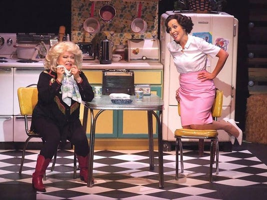 BWW Review: ALWAYS, PATSY CLINE at Bucks County Playhouse