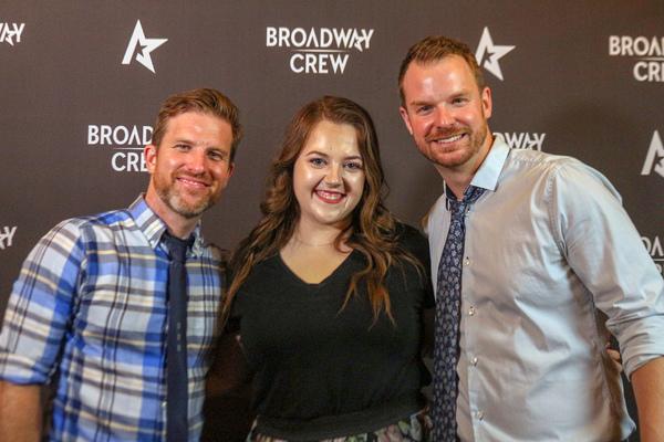 Photo Flash: Broadway Crew Celebrates Its One Year Anniversary