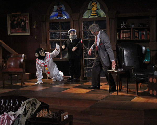 Photo Flash: Cortland Repertory Theatre Presents SLEUTH