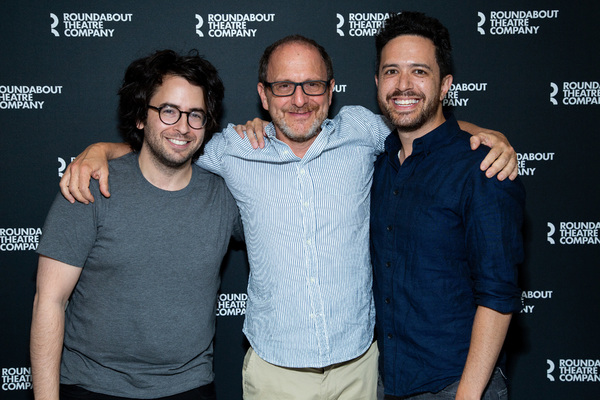 Photo Coverage: Meet The Cast Of Roundabout's World Premiere Musical SCOTLAND, PA!