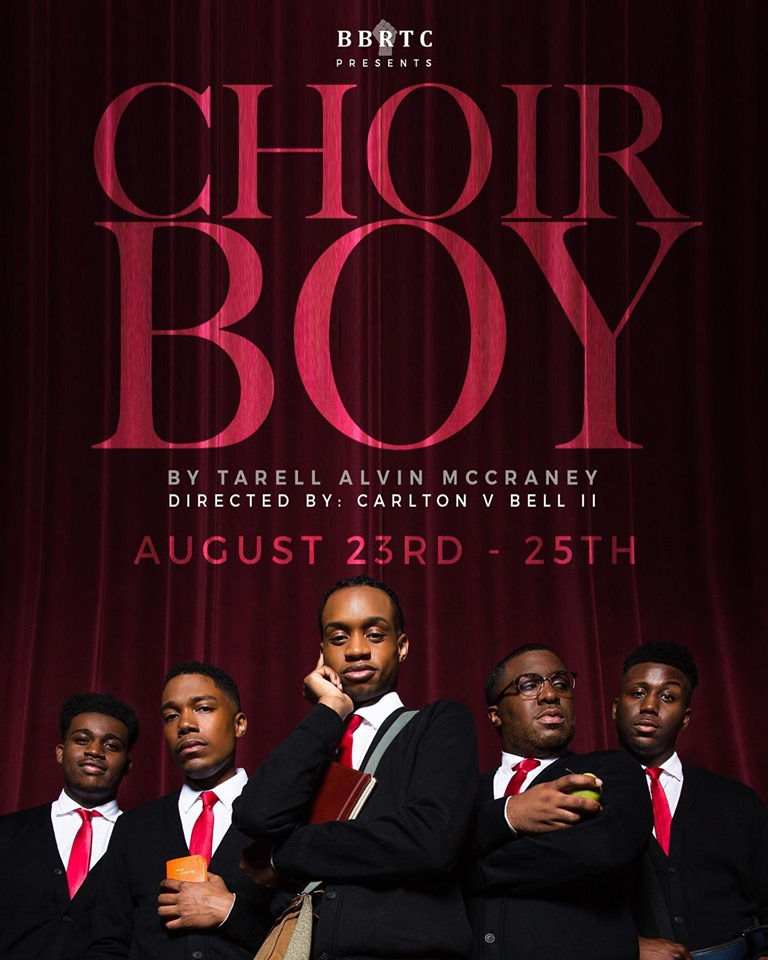 BWW Interview: Carlton Bell II Brings The BIRMINGHAM BLACK REPERTORY THEATRE COMPANY To Life With 'CHOIR BOY'