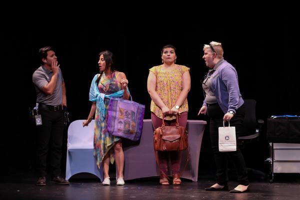 Photo Flash: Inside Opening Night Of BASIC GLITCH Off-Broadway