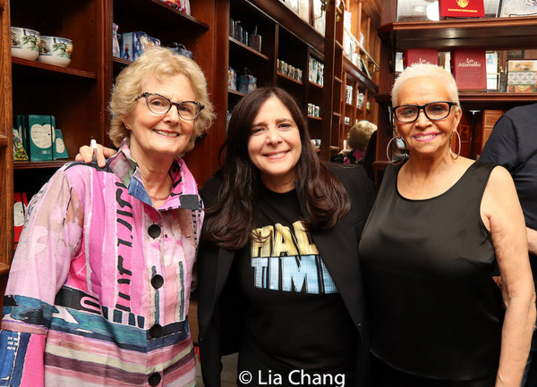 Photo Flash: Andre De Shields, Donna McKechnie, Lillias White And More Celebrate HALF TIME Cast Album CD Release At Theatre Circle