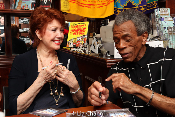 Donna McKechnie and Andre De Shields Photo