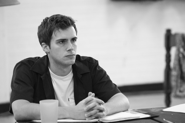 Photo Flash: In Rehearsal with Atlantic Theater Co's SUNDAY