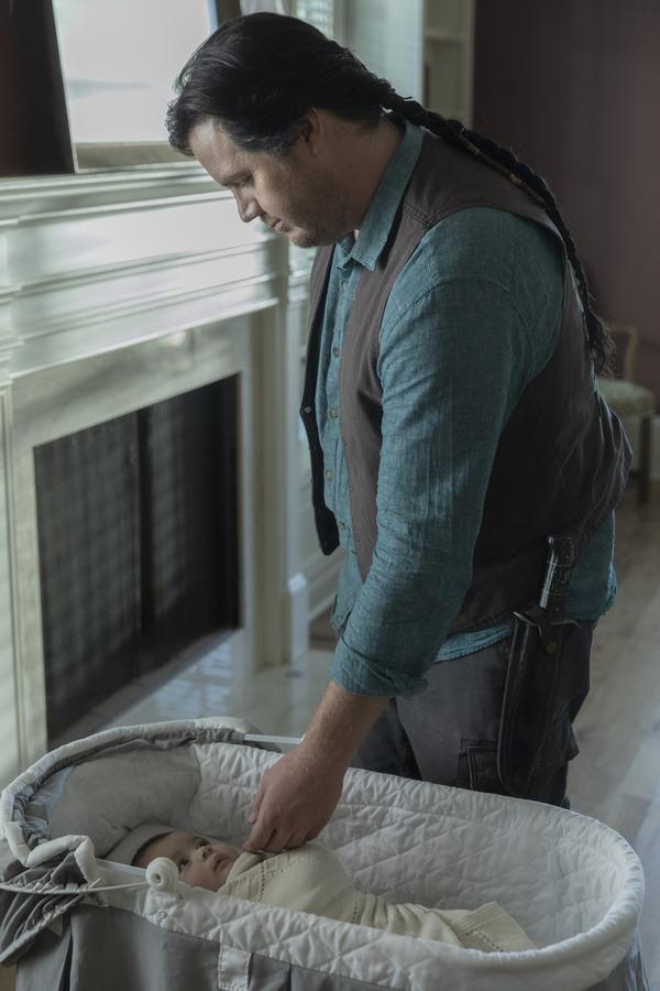 Josh McDermitt as Dr. Eugene Porter, Baby Coco