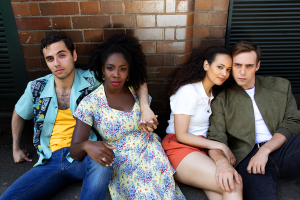 Photo Flash: Meet the Cast of Curve's WEST SIDE STORY