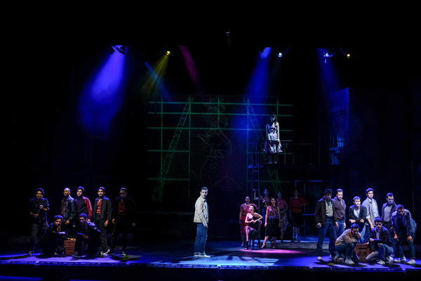 Photo Flash: WEST SIDE STORY At Moonlight Stage