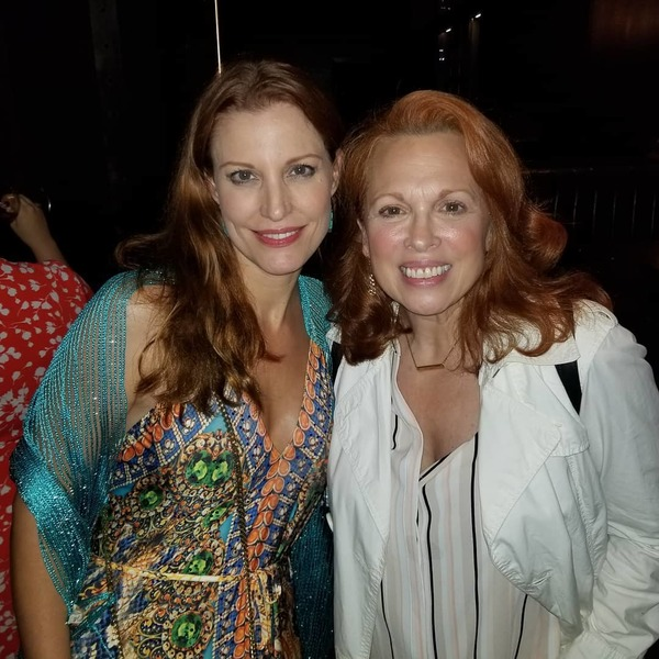 Rachel York, Carolee Carmello