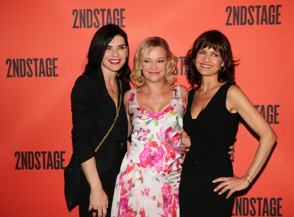 Julianna Margulies, Samantha Mathis and Carla Gugino