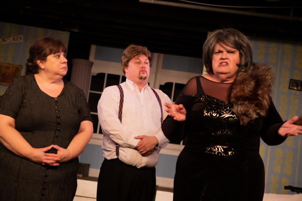 Photo Coverage: First look at Little Theatre Off Broadway's YOU CAN'T TAKE IT WITH YOU