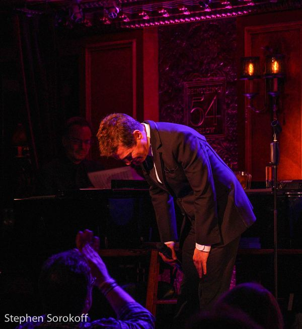 BWW Review: Al Roker, Deborah Roberts, Clive Davis, and More Attend Michael Feinstein's Show at Feinstein's/54 Below