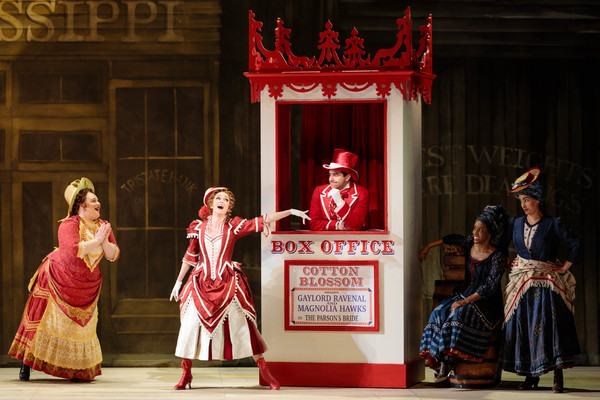 Photo Flash: Get A First Look At Glimmerglass Festival's Production Of SHOW BOAT