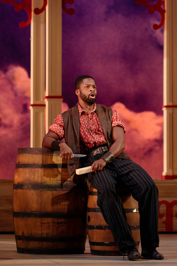"""Justin Hopkins as Joe in The Glimmerglass Festival's 2019 production of """"Show  Photo"""