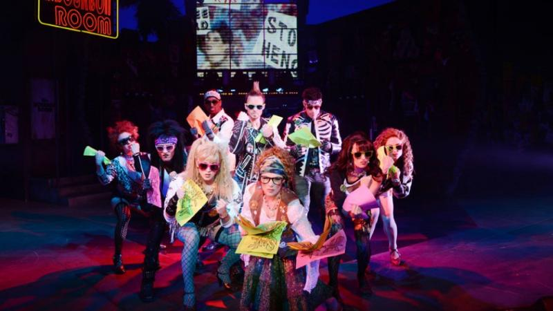 AUDITION NOTICE: ROCK OF AGES at ALBAN ARTS CENTER! Auditions Begin August 23rd!