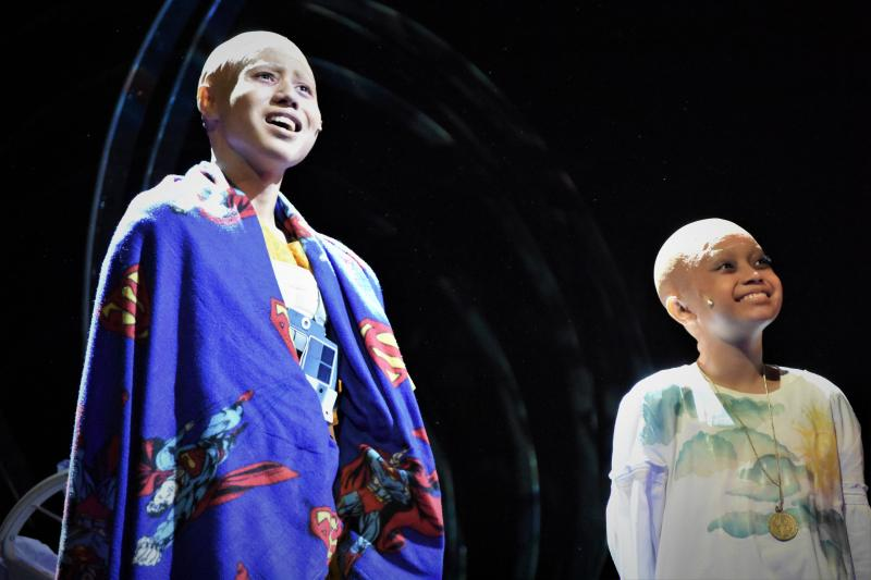BWW Review: DANI GIRL's Best Feature Lies In Its Childlike Heart