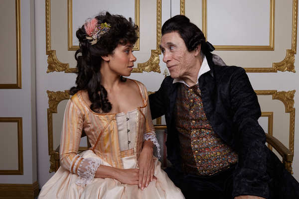 First Look at AMADEUS At North Coast Repertory Theatre