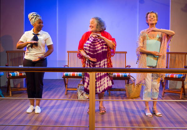 Photo Flash: First Look at EARLY BIRDS at Atwater Village Theatre