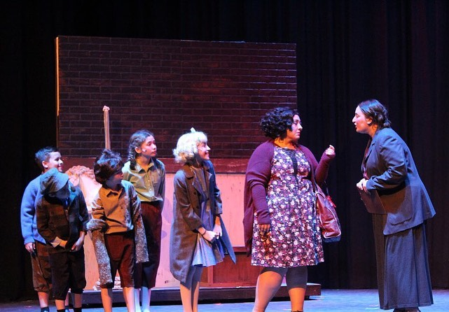 BWW Review: GYPSY at Quincy Music Theatre