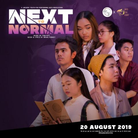 BWW Previews: Upstart Musical Community JYPA to Bring NEXT TO NORMAL on August 20th
