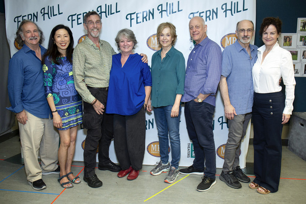 Mark Linn-Baker, Jodi Long, John Glover, Ellen Parker, Jill Eikenberry, Mark Blum, Phillip Hoffman, and Pilar Witherspoon