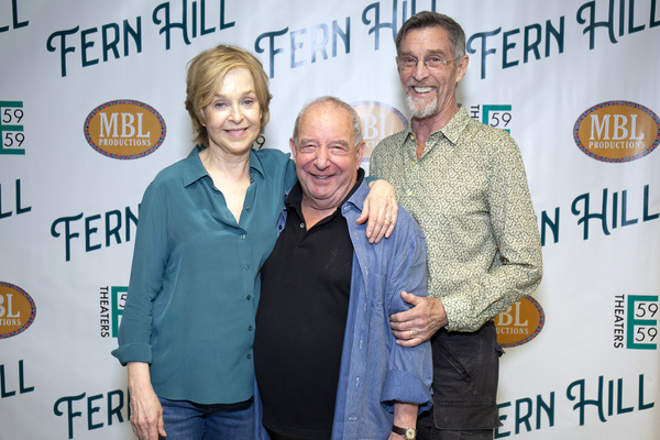 Photo Flash: In Rehearsal with FERN HILL