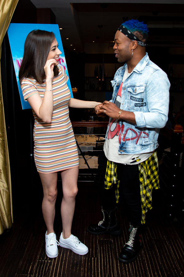 Colleen Ballinger, Todrick Hall Photo