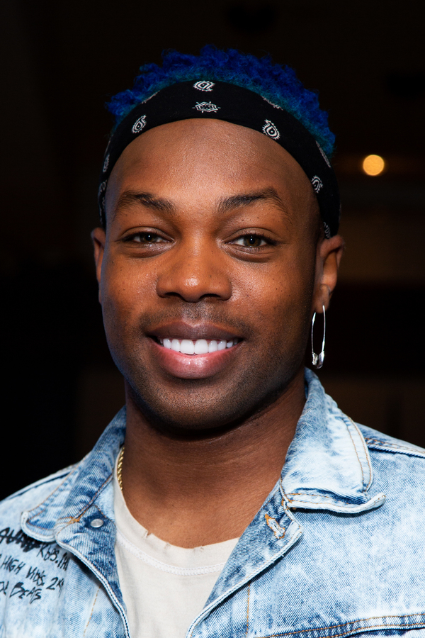 Photo Coverage: Meet the New Stars of WAITRESS- Colleen Ballinger and Todrick Hall!