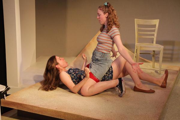 Sarah Gise and Laura Berner Taylor Photo