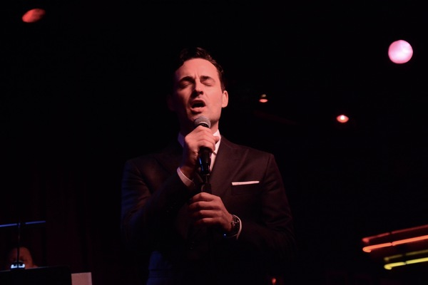 Photo Coverage: Max von Essen Headlines His CD Release Party at Birdland