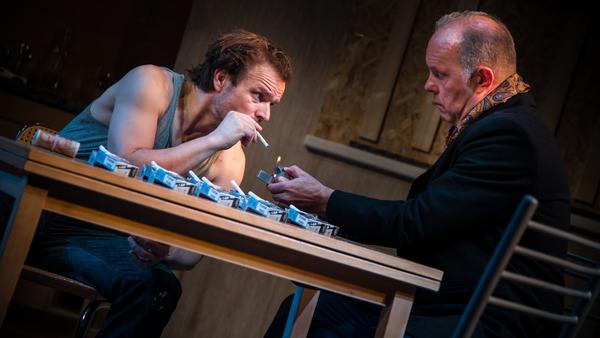Alec Newman and David Schaal Photo