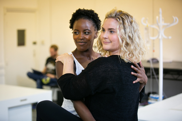 Photo Flash: Inside Rehearsal For FALSETTOS at The Other Palace