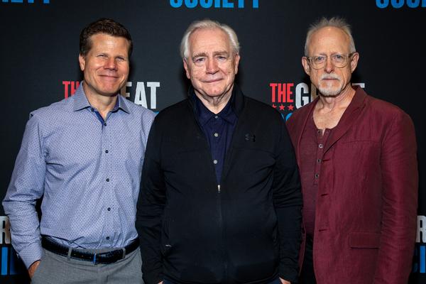 Bill Rauch, Brian Cox, Robert Schenkkan