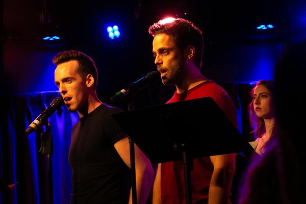 Sean Doherty, Justin Mortelliti, Kimberly Pine Photo