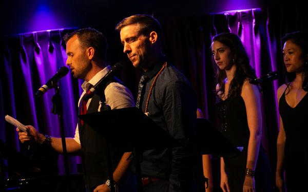 Tony LePage, Josh Sassanella, Kimberly Pine, Kristen Faith Oei Photo