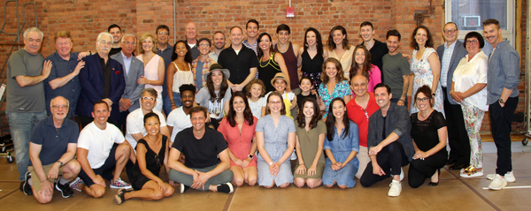 Photo Flash: Meet the Cast of Paper Mill's CHASING RAINBOWS