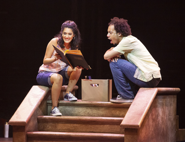 Didi Romero as Nina and Rodolfo Soto