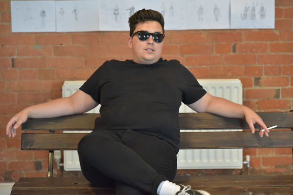 Photo Flash: Inside Rehearsal For Derby Theatre and Queen's Theatre Hornchurch's ONE MAN, TWO GUVNORS
