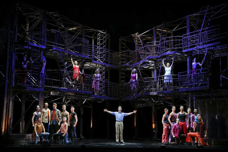 BWW REVIEW: 62 Years After Debuting On Broadway, WEST SIDE STORY Holds A Relevance For A Modern Age