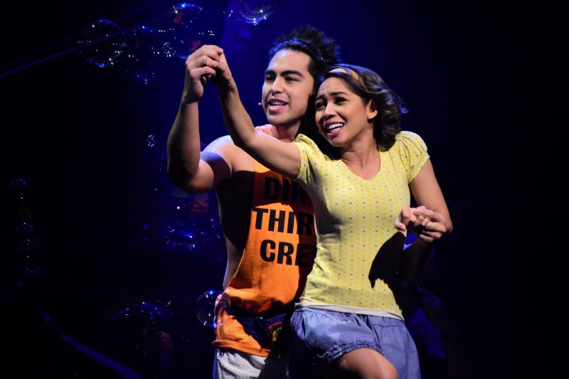 BWW Review: Thoroughly Entertaining, RAK OF AEGIS Continues to Captivate Audiences