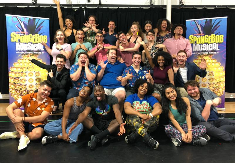 Full Casting Announced For THE SPONGEBOB MUSICAL On Tour
