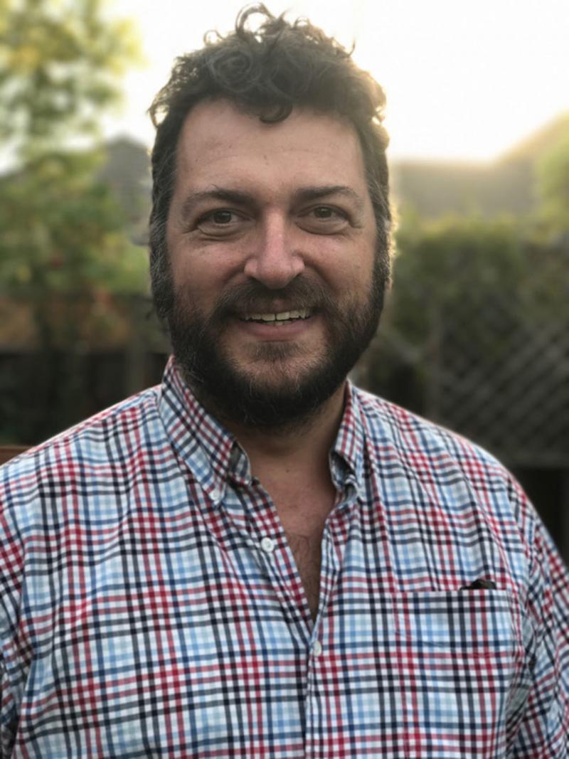 BWW Interview: Erik Patterson of HANDJOB at Echo Theatre Company
