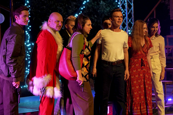Photo Flash: A Look Into Genderblind ASSASSINS' Dystopian Carnival