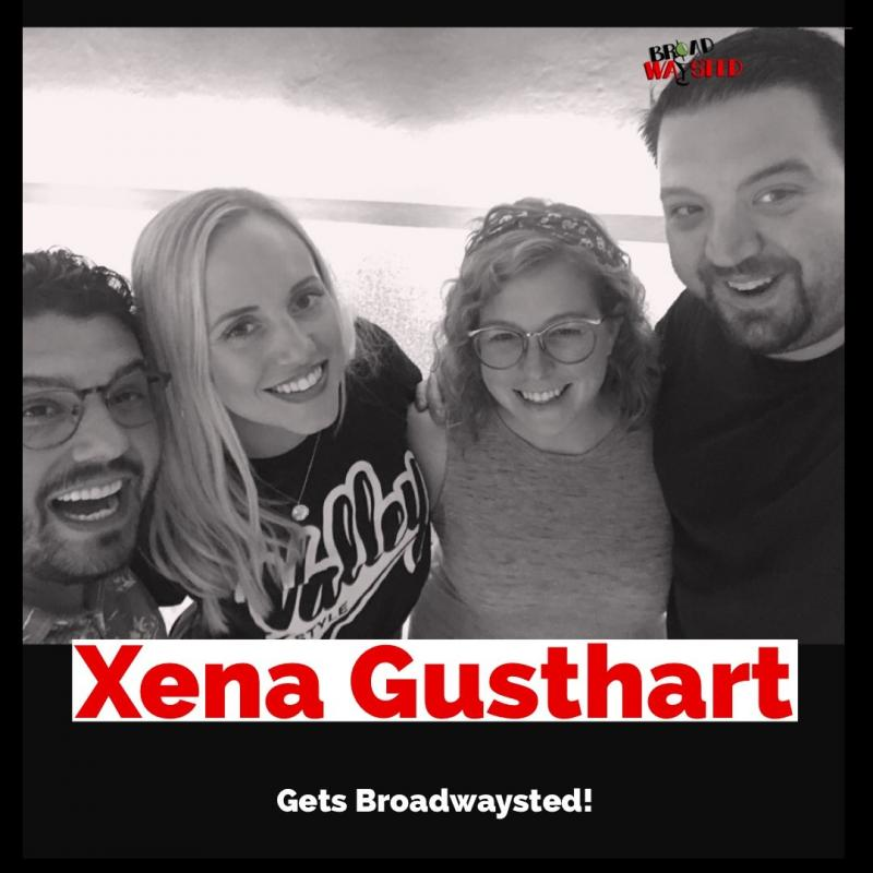 The 'Broadwaysted' Podcast Welcomes BAT OUT OF HELL Choreographer Xena Gusthart