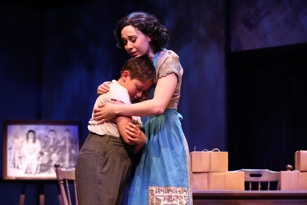 Photo Flash: BEAST ON THE MOON Opens Friday At International City Theatre