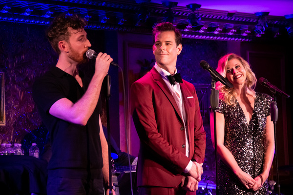 Exclusive Photo Flash: Jeremy Stolle and Friends Perform at Feinstein's/54 Below