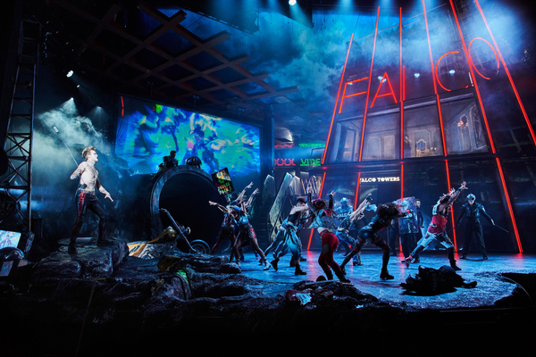 Photo Flash: Get A First Look At Jim Steinman's BAT OUT OF HELL - The Musical in Oberhausen