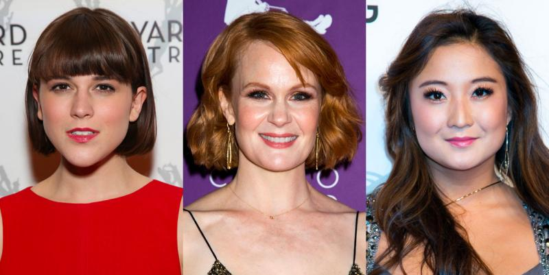 Encores! Sets Cast for 2020 Season; Alexandra Socha, Kate Baldwin, Ashley Park