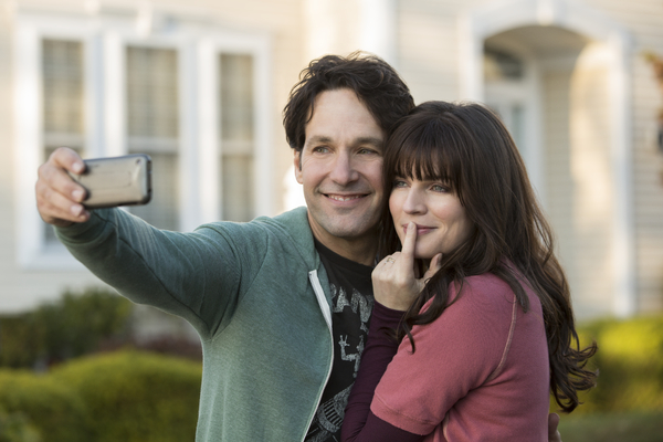 Photo Flash: Get a First Look at Paul Rudd in LIVING WITH YOURSELF on Netflix
